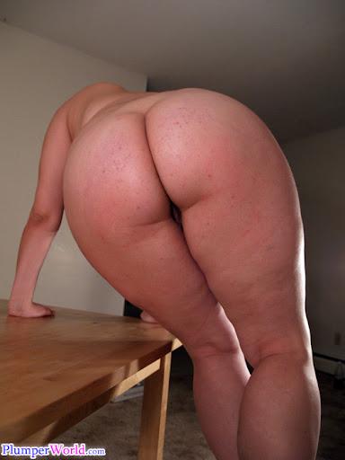 Fotos gordas desnudas con culos grandes
