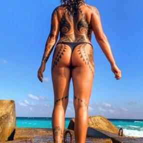 Paola Juarez onlyfans, culos tatuados