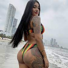 chicas onlyfans, packs fotos gratis only fans, Karen Cifuentes onlyfans culona colombiana